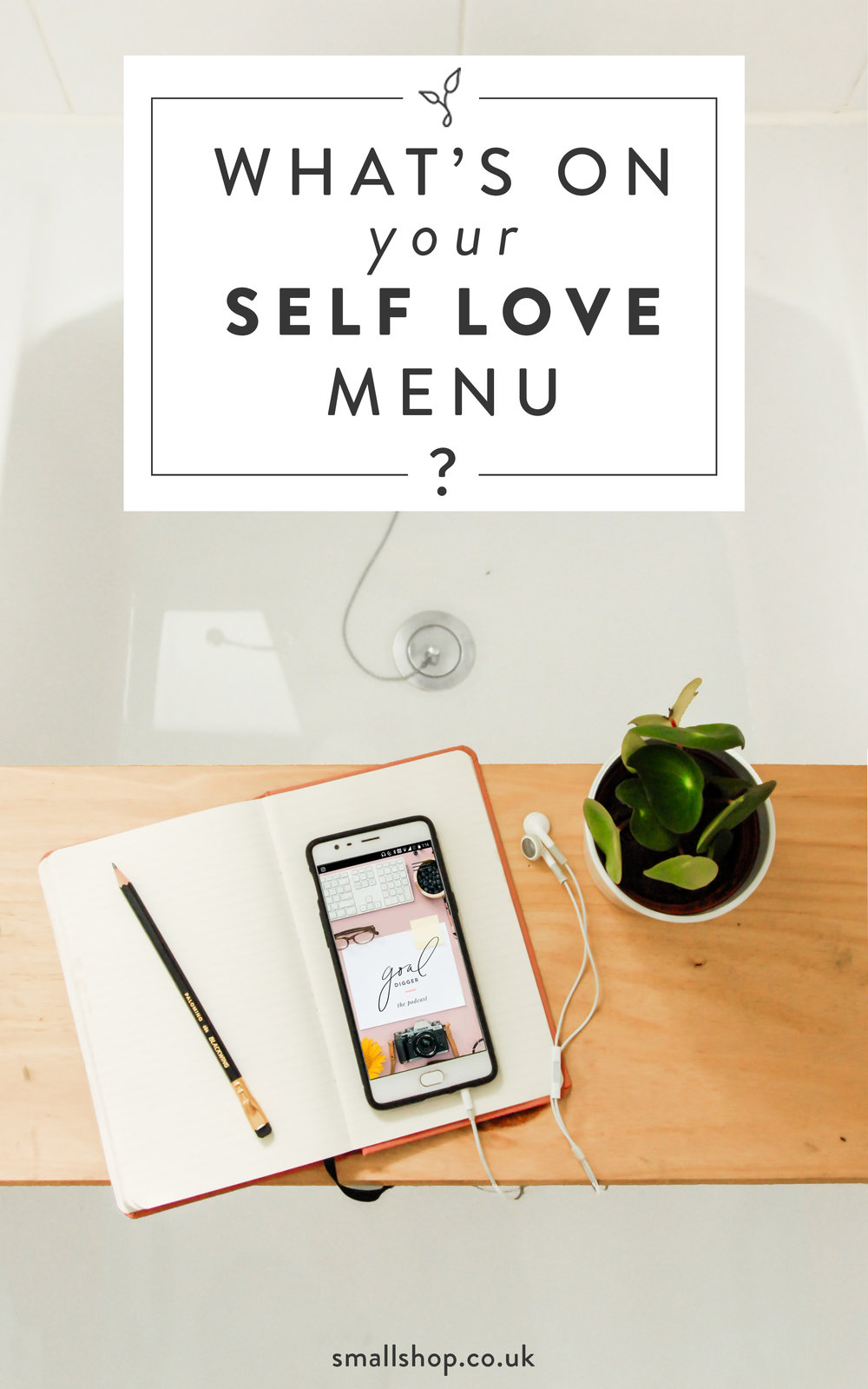 Whats On Your Self Love Menu?