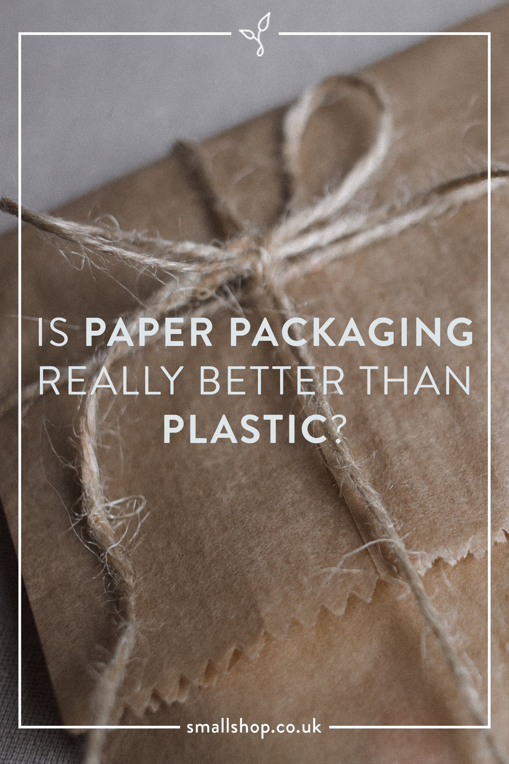Is paper packaging really better than plastic?