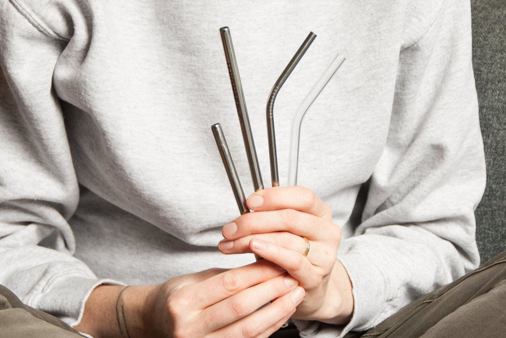 REUSABLE STRAWS -