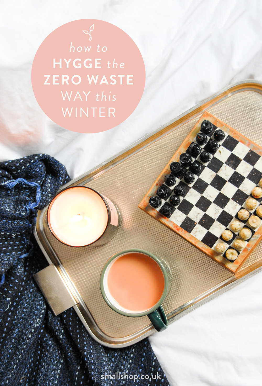 How to hygge the zero waste way this winter
