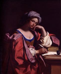 Periscan Sybil , 1647, Pinacoteca Capitolina, Rome