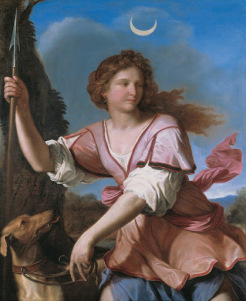 Diana and the Hunt, 1658, Fondazione Sorgente Group, Cento