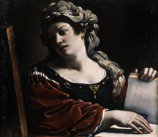 Sibyl , 1619-21, Fondazione Cassa di Risparmio, Cento