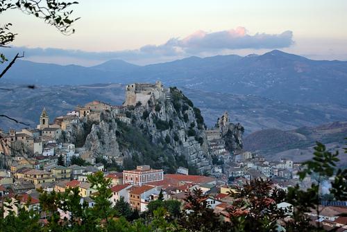 Bagnoli del Trigno, my ancestral village