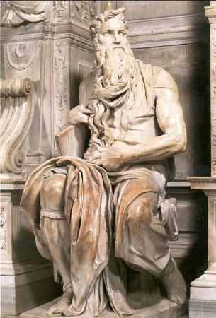 Moses , Michelangelo Buonarroti, San Pietro in Vincoli