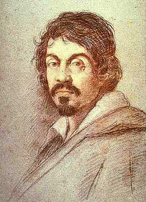 Portrait of Michelangelo Merisi da Caravaggio , Ottavio Leoni