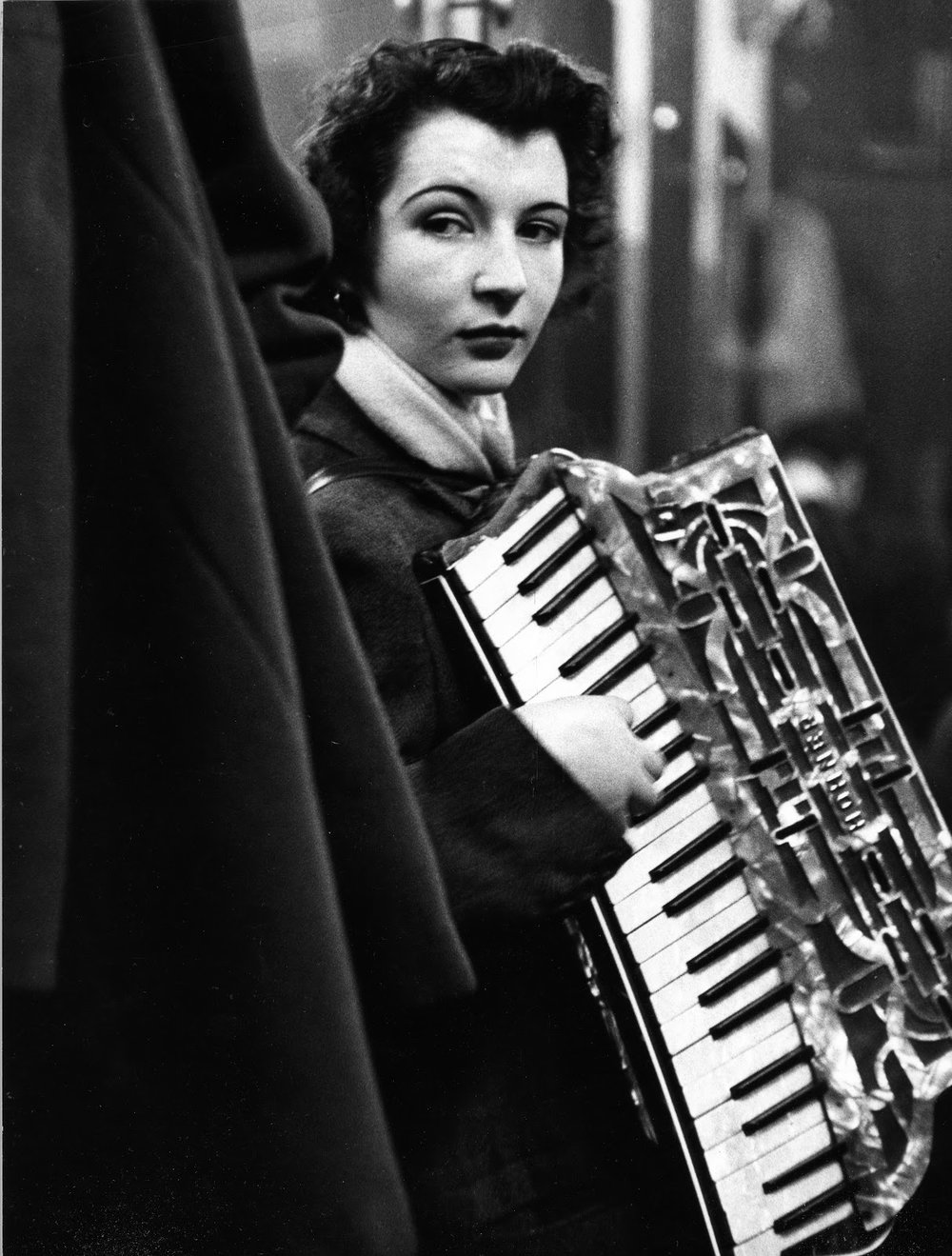 The Ballad of Pierrette d'Orient , 1950, © atelier Robert Doisneau