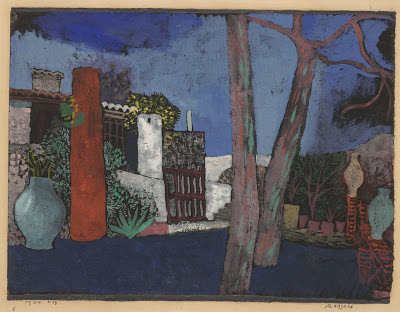 Mazzarò   , Paul Klee, 1924. San Francisco Museum of Modern Art.