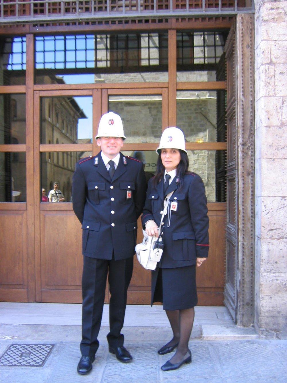 Perugia, April 2005, © Tiffany Parks