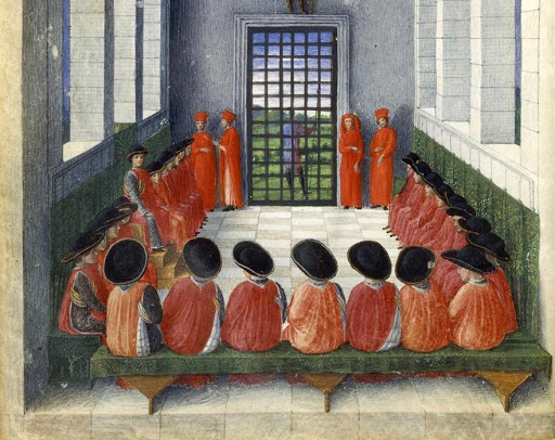 Longest Conclave in History, 1271 Viterbo