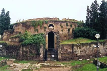 Mausoleum of Augustus [ source]