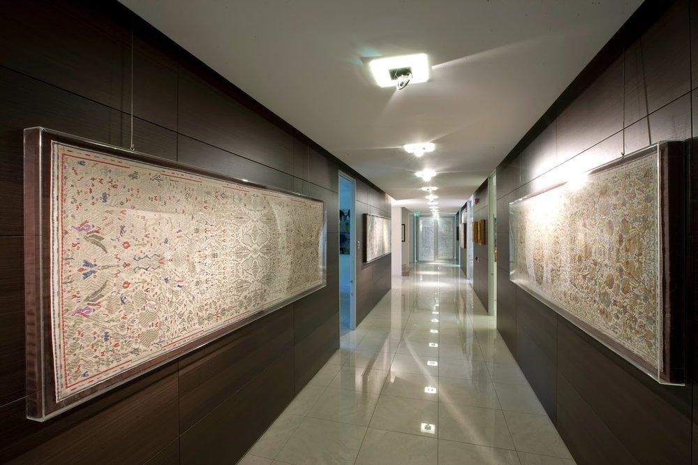 Sardinian Tapestries, Banca di Sassari