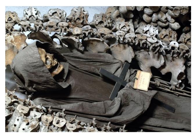 Crypt of the Capuchin Monks, Santa Maria della Concezione