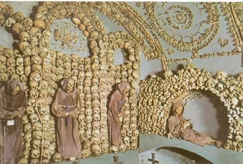 Crypt of the Capuchin Monks, Santa Maria della Concezione [ source ]