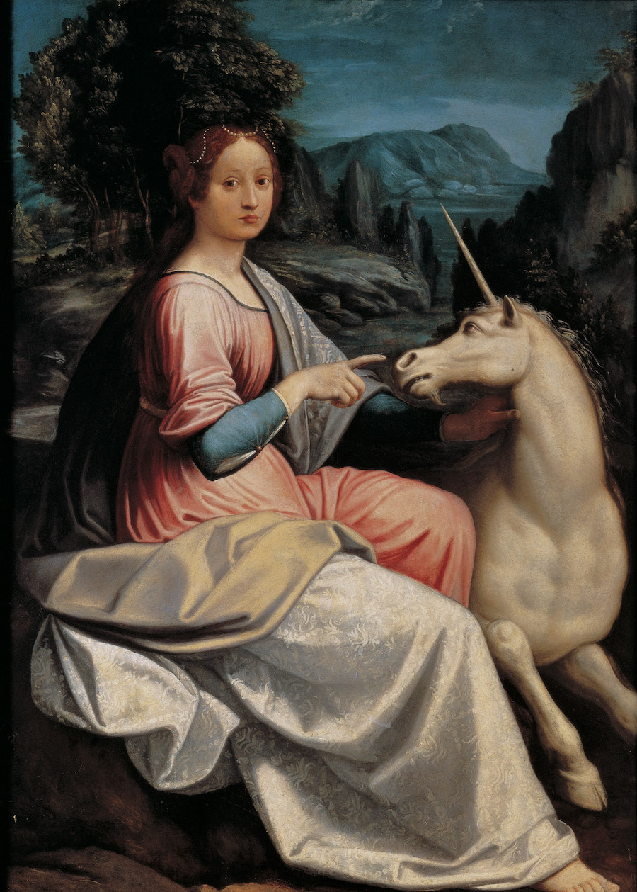The Lady and the Unicorn_Luca Longhi.jpg