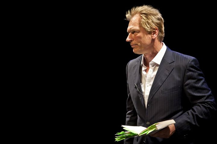 Julian Sands, © Baldur Bragason for  The Washington Post