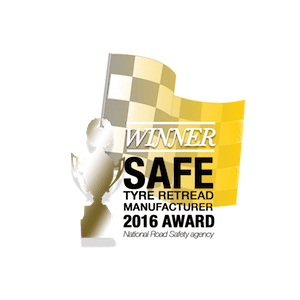 Award Winning Products & Services - Our Bandag retreads have stood the test of time by consistently exhibiting the lowest cost per kilometer (LCPK) hence posing a positive impact on our customers P&L. As a result, we have been awarded the 'Safe Tyre Retread Manufacturer Award'.