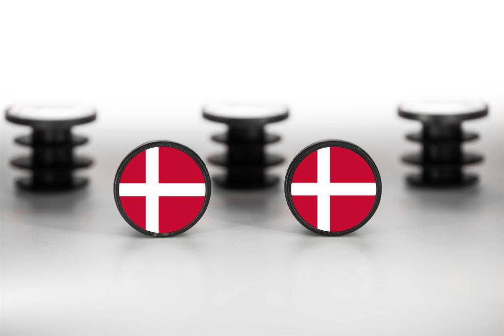Danish Plug - Du bist Däne oder Dänemark-Fan? Dann ist das genau das Accessoire das du auf deinem Rad brauchst!