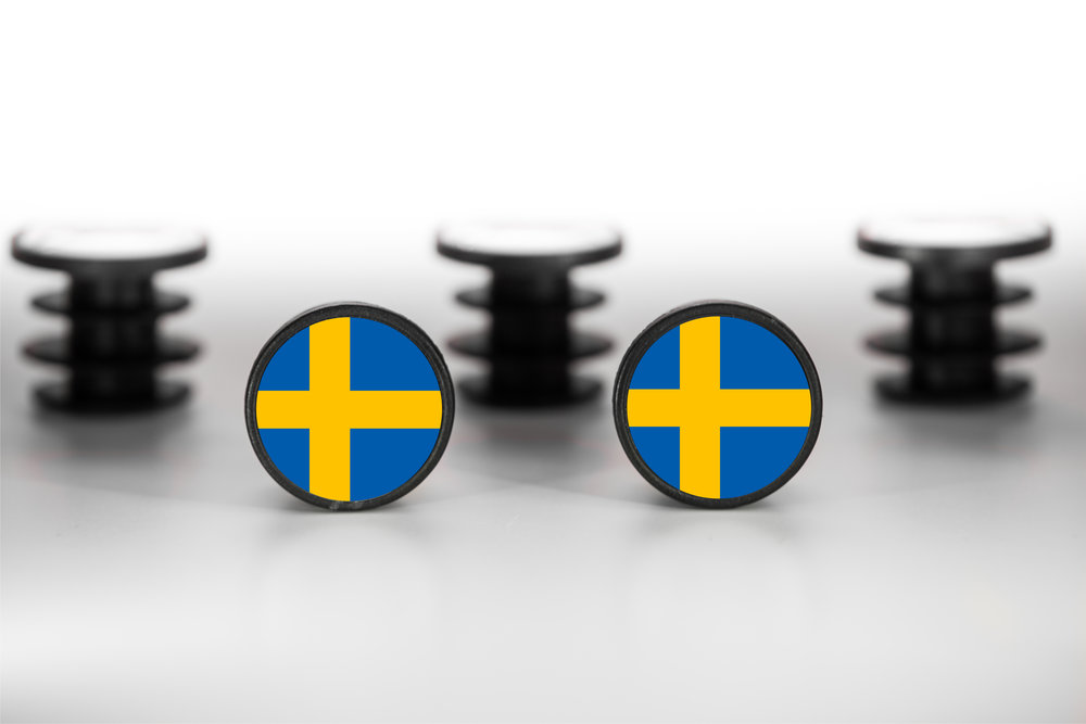 Sweden Plug - Besticht durch die auffällige Farbgebung