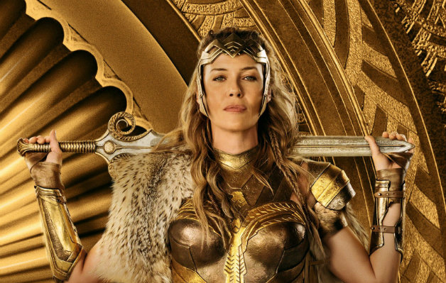 Always leading from the front: Connie Nielsen