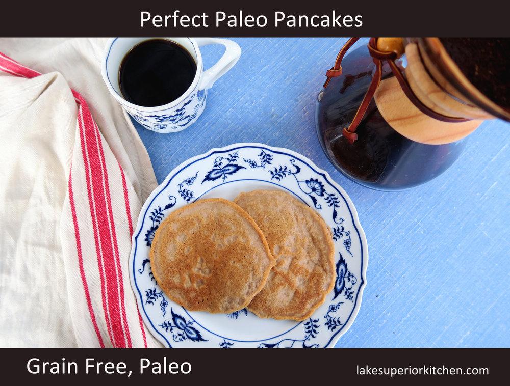 paleo pancakes, breakfast, grain free, gluten free pancakes, almond flour, healthy pancakes