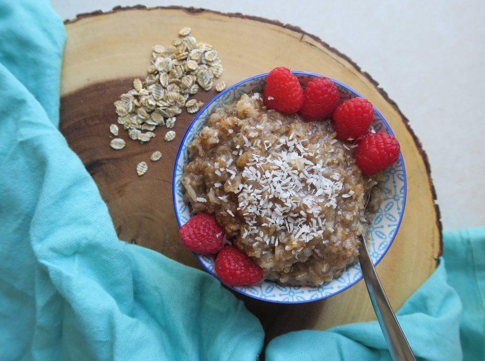 Lake Superior kitchen, Duluth food, rye oats