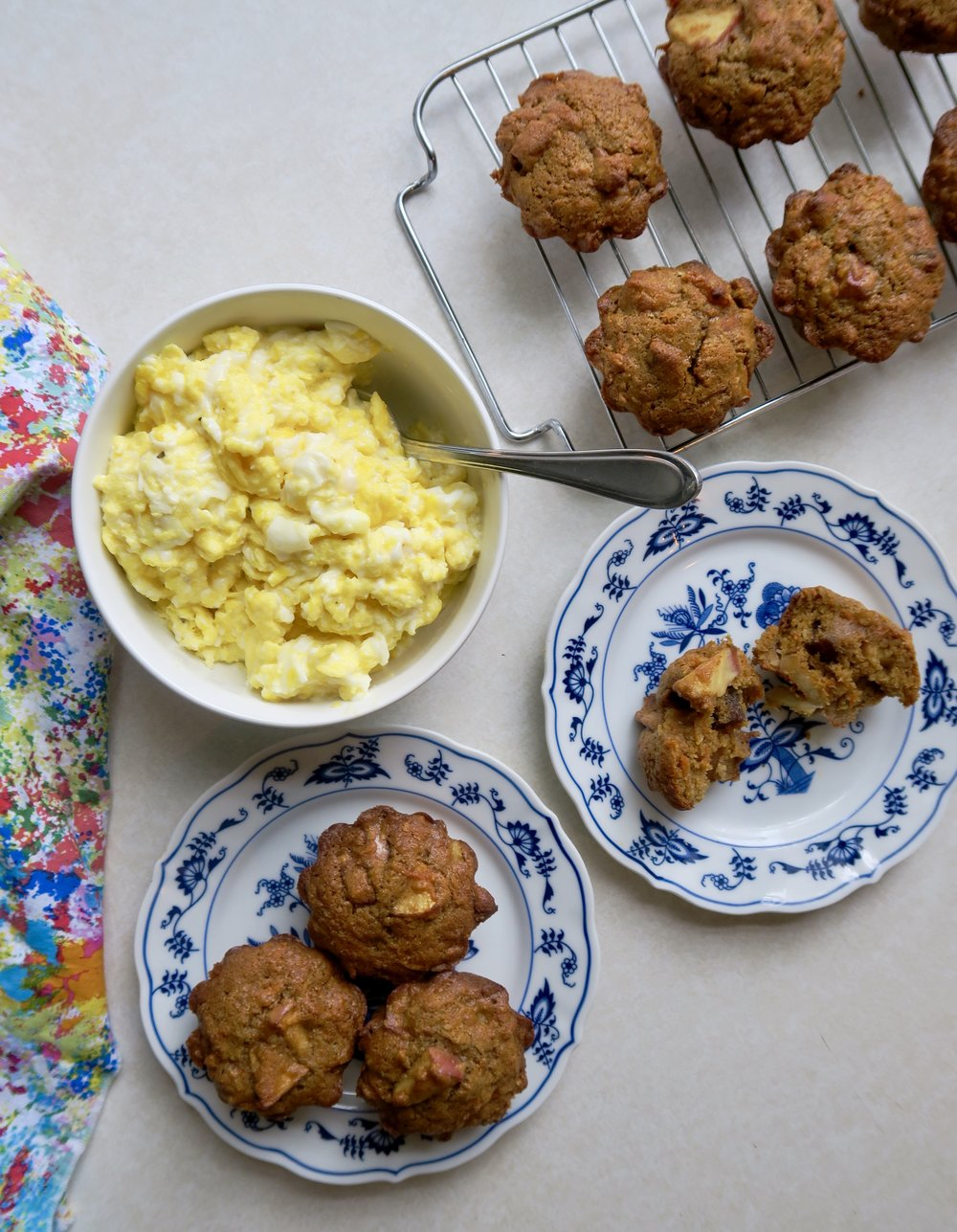 Morning Glory Muffins, Lake Superior Kitchen, healthy muffin recipe