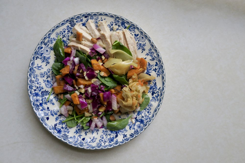 Asian Salad Dressing, Lake Superior Kitchen, Paleo