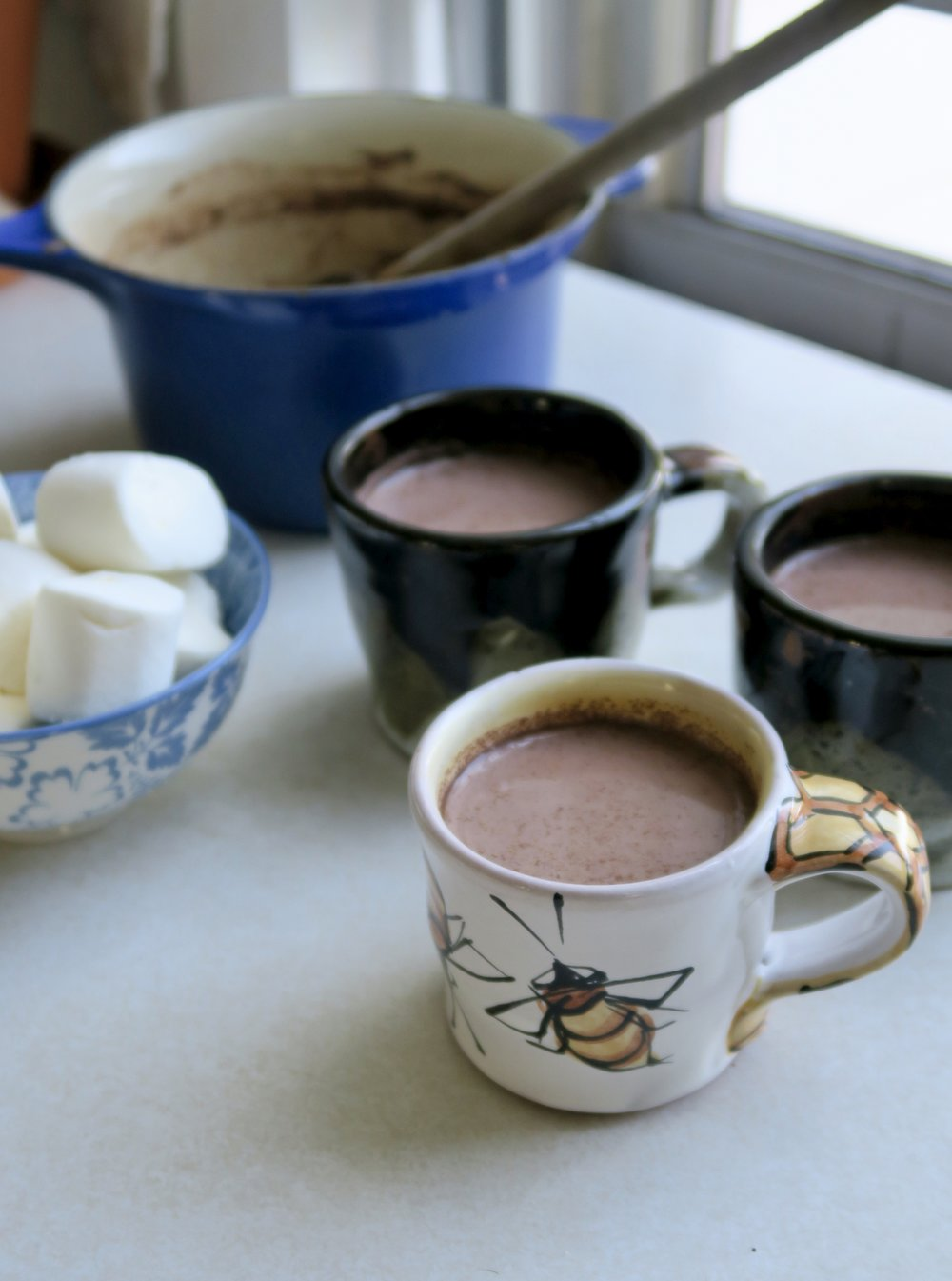 Hot Chocolate, Lake Superior Kitchen, Duluth food