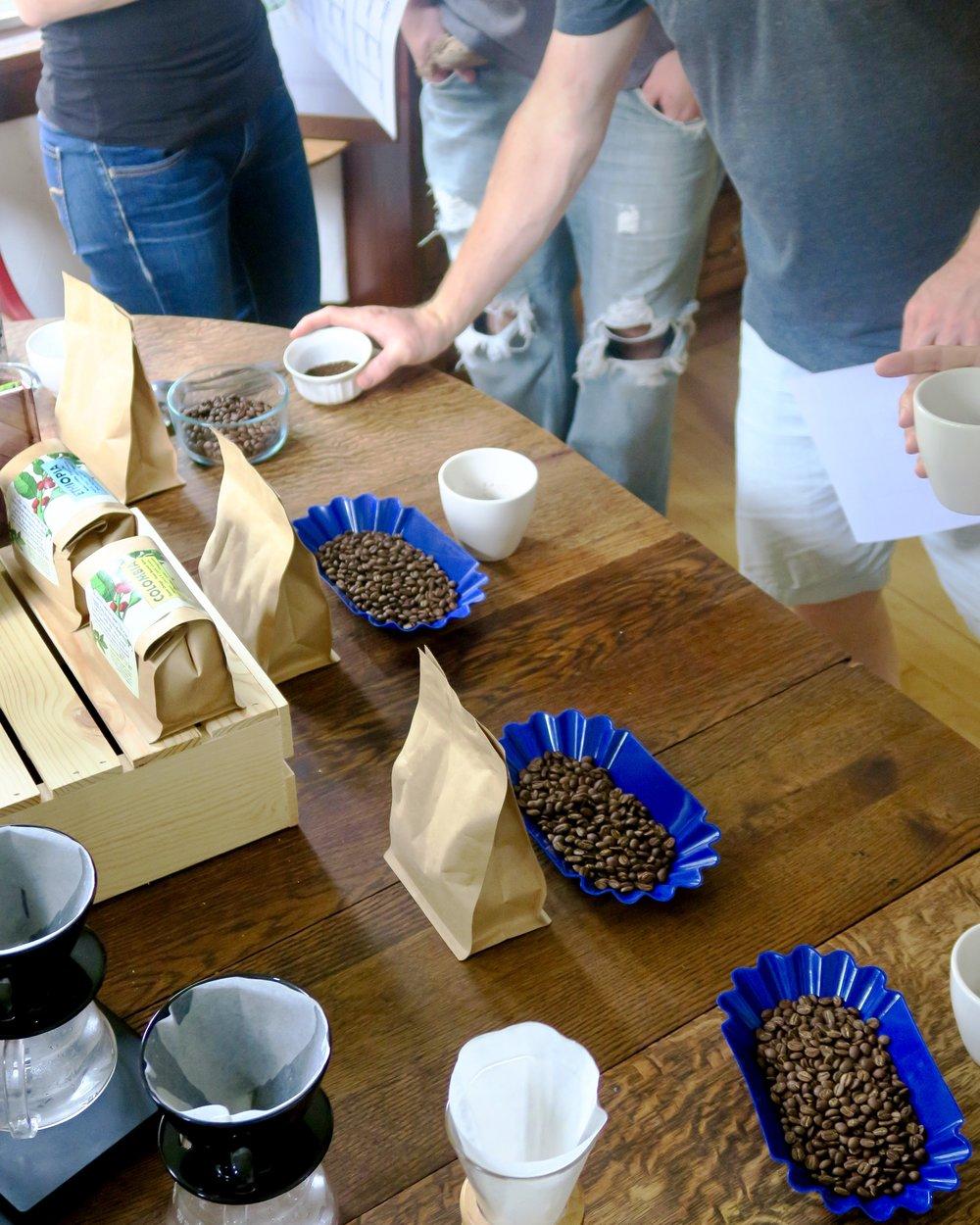 Perennial Coffee, Lake Superior Kitchen, Duluth coffee