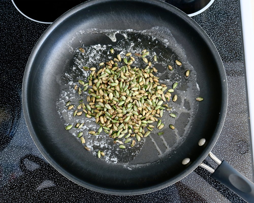Toasted Maple Seeds, Lake Superior Kitchen
