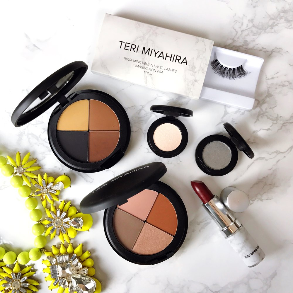 Click above to try a clean beauty/skincare line from Teri Miyahira!
