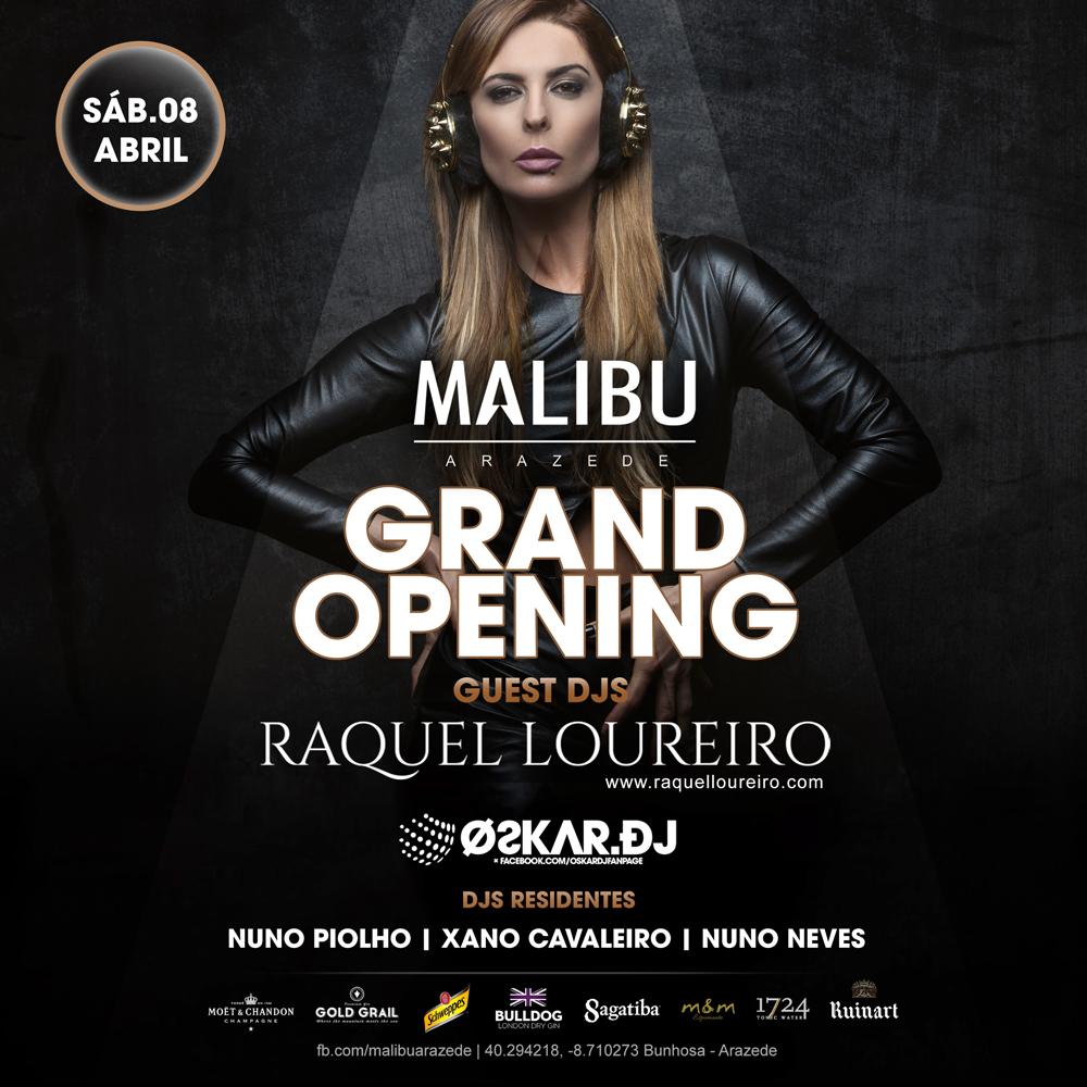 GRAND OPENING MALIBU DISCO THURSDAY, APRIL 27, 2017 | 00:00AM