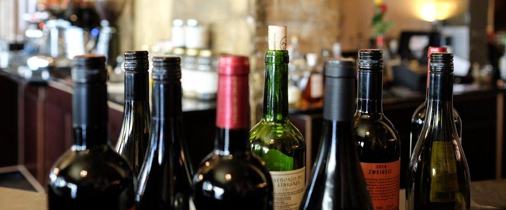Wijndegustaties& evenementen -