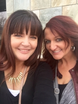 astp founder, shonna, and right-hand gal, amanda