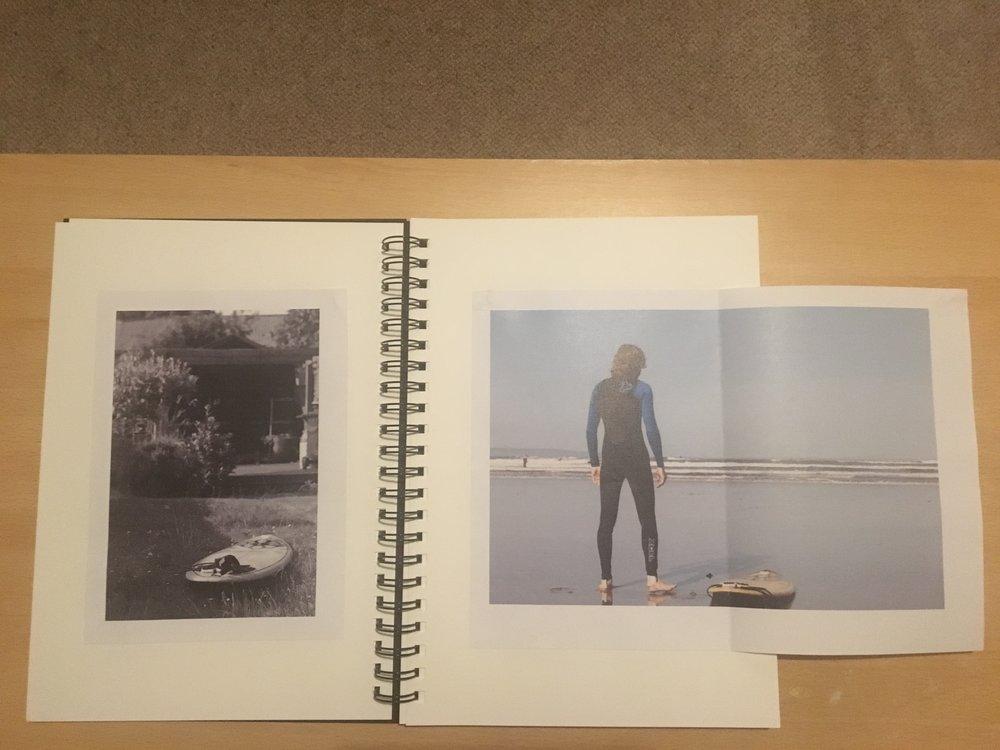 Photobook mockup