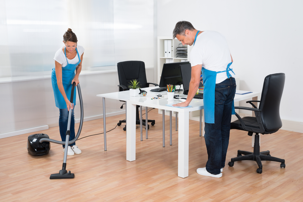 DC360 Commercial Cleaning