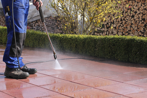 Pressure Washing   Residential:  Exterior of home, driveway, patio, and deck  Commercial:  Exterior of building and paved surfaces