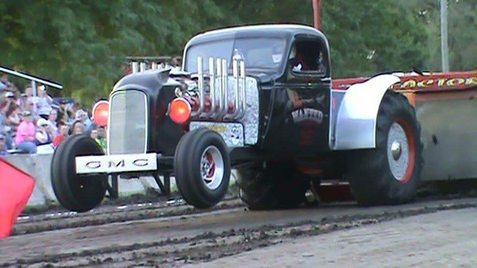 Truck & Tractor Pull - 7:00 pmSouth End of fairgroundsThe MidAmerican Truck and Tractor Puller Association
