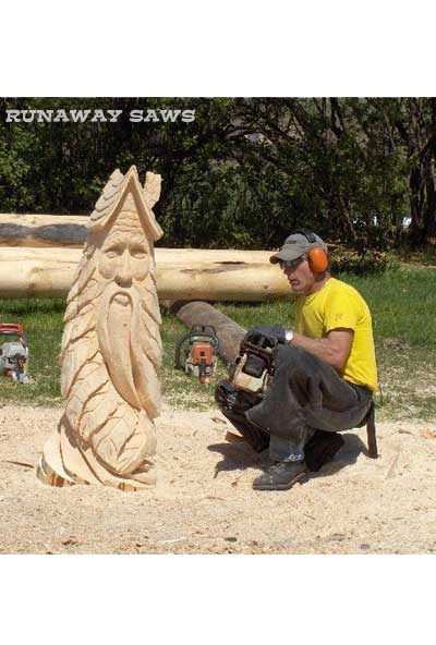 RUNAWAY SAWS - Art at Full ThrottleThursday - Saturday