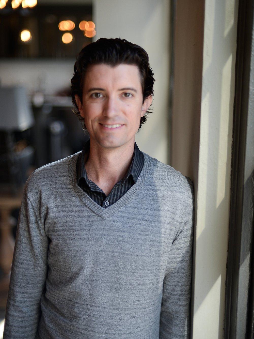 Daniel Gilland  Executive Pastor