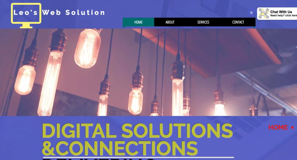 Leo's Web Solution