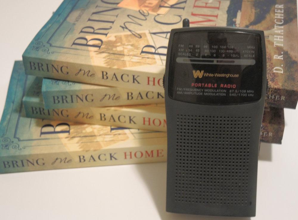 Radio Station WHB 710 AM Memories D R Thatcher