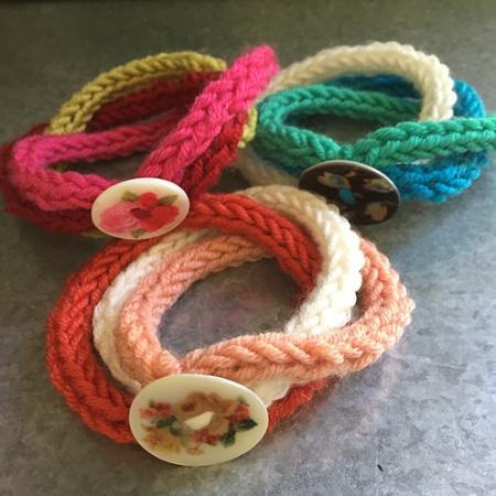 Bracelets - July 2017