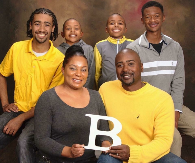 The Betts Family