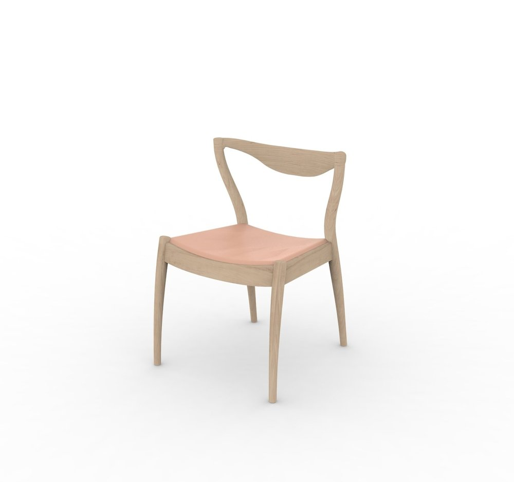 THE CLAVICULA  CHAIR