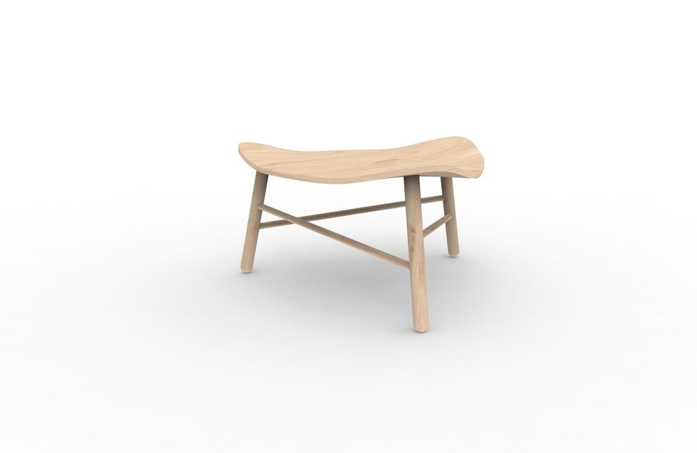 FEUILLE  COFFEE TABLE