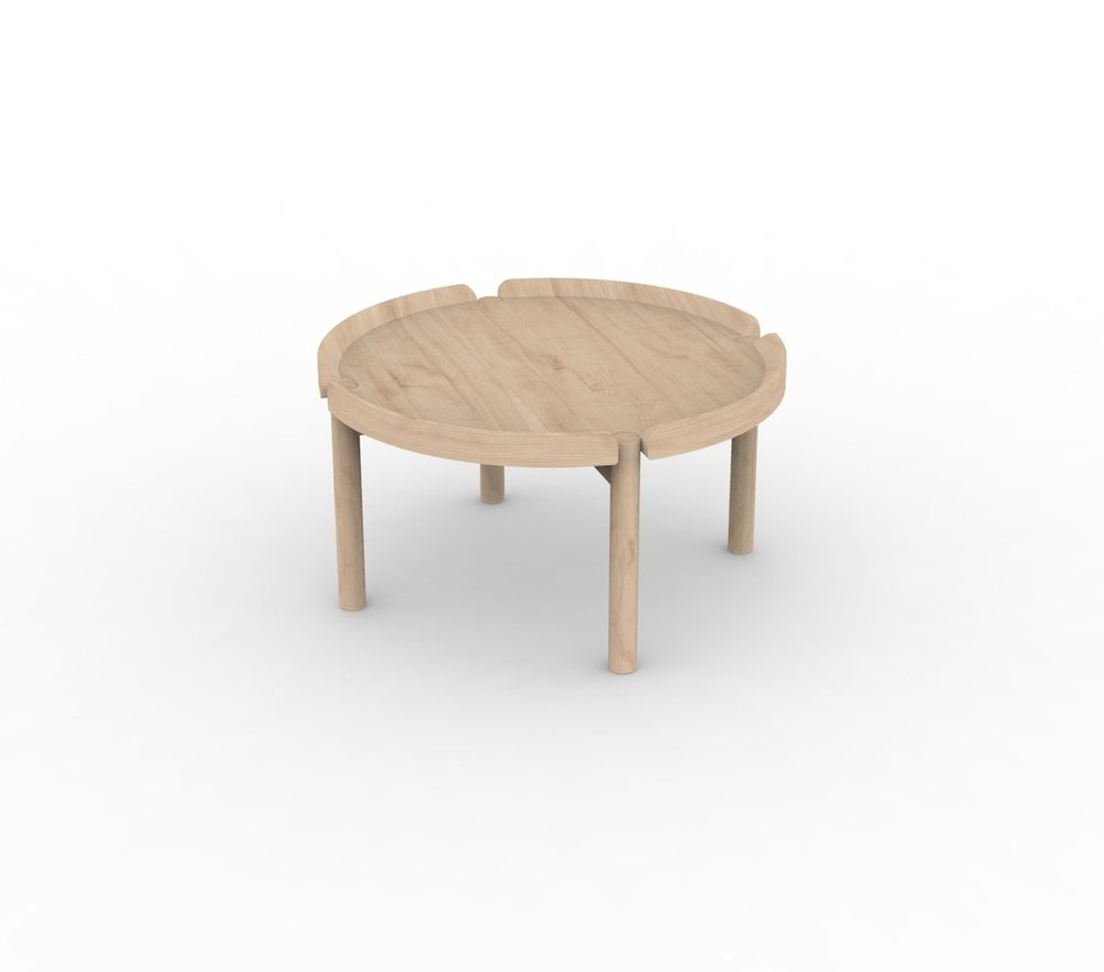 VANKKA  COFFEE TABLE