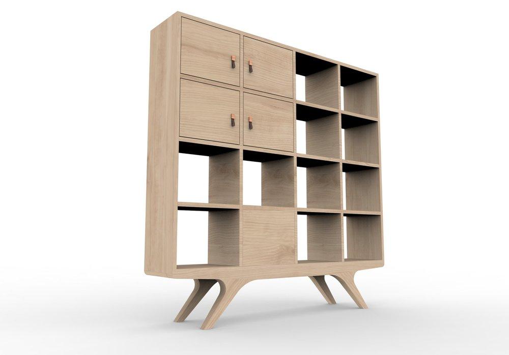 Scandinavian Trends - Storage as Decor.....jpg