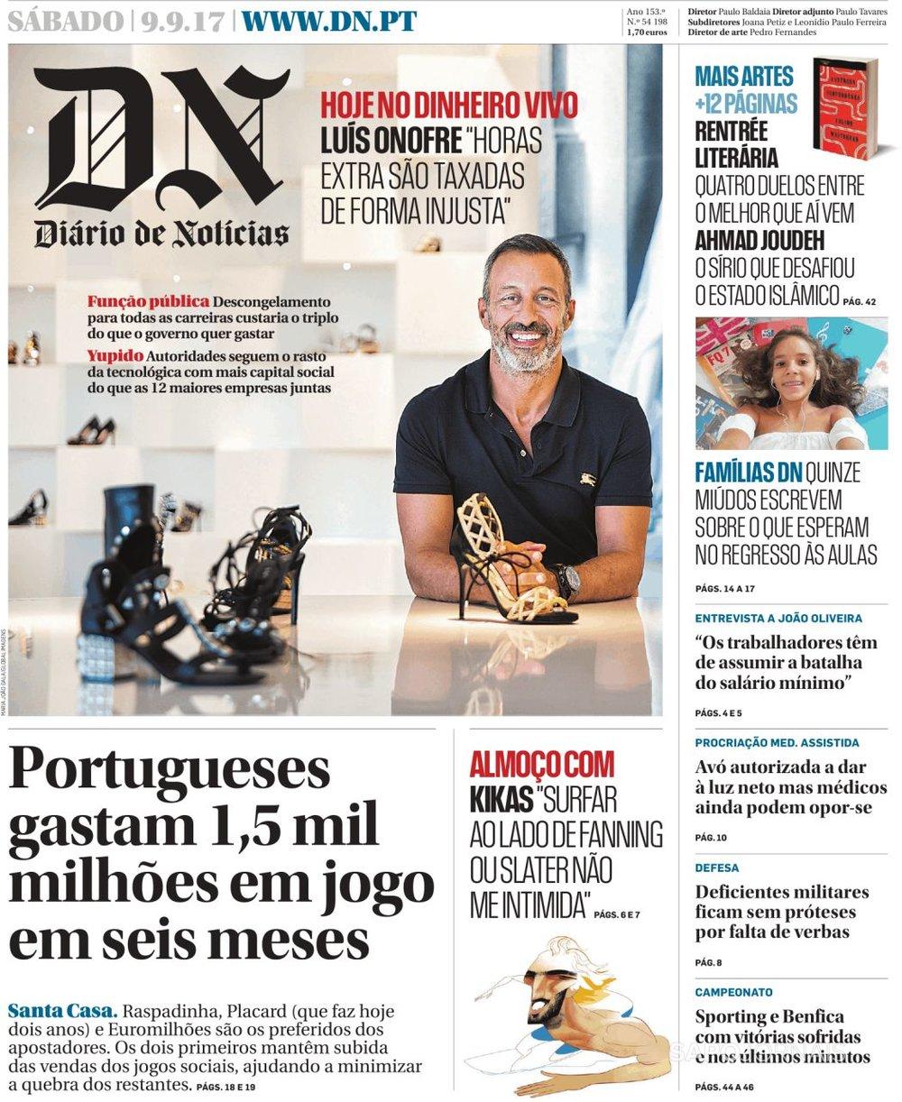 DIÁRIO DE NOTÍCIAS - PORTUGAL